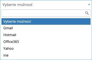 Nastavenie mailového servera vo Vtiger CRM